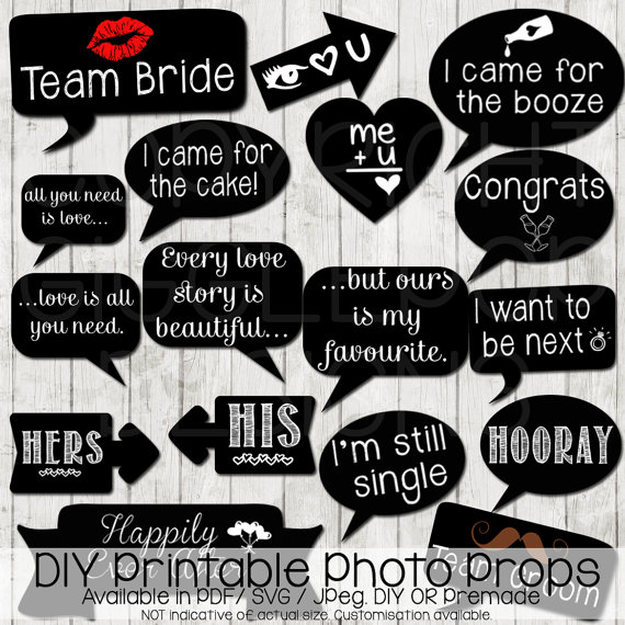 birthday photo booth props signs ; wedding-props-free-printable-wedding-photo-booth-props-signs-free-downloads-wedding-photo