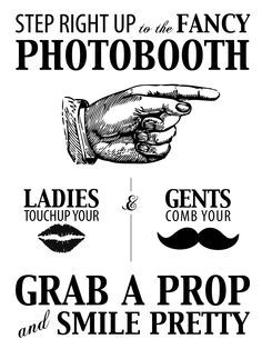 birthday photo booth signs ; 83dce2090c2559c8cd15502ad6e8faed