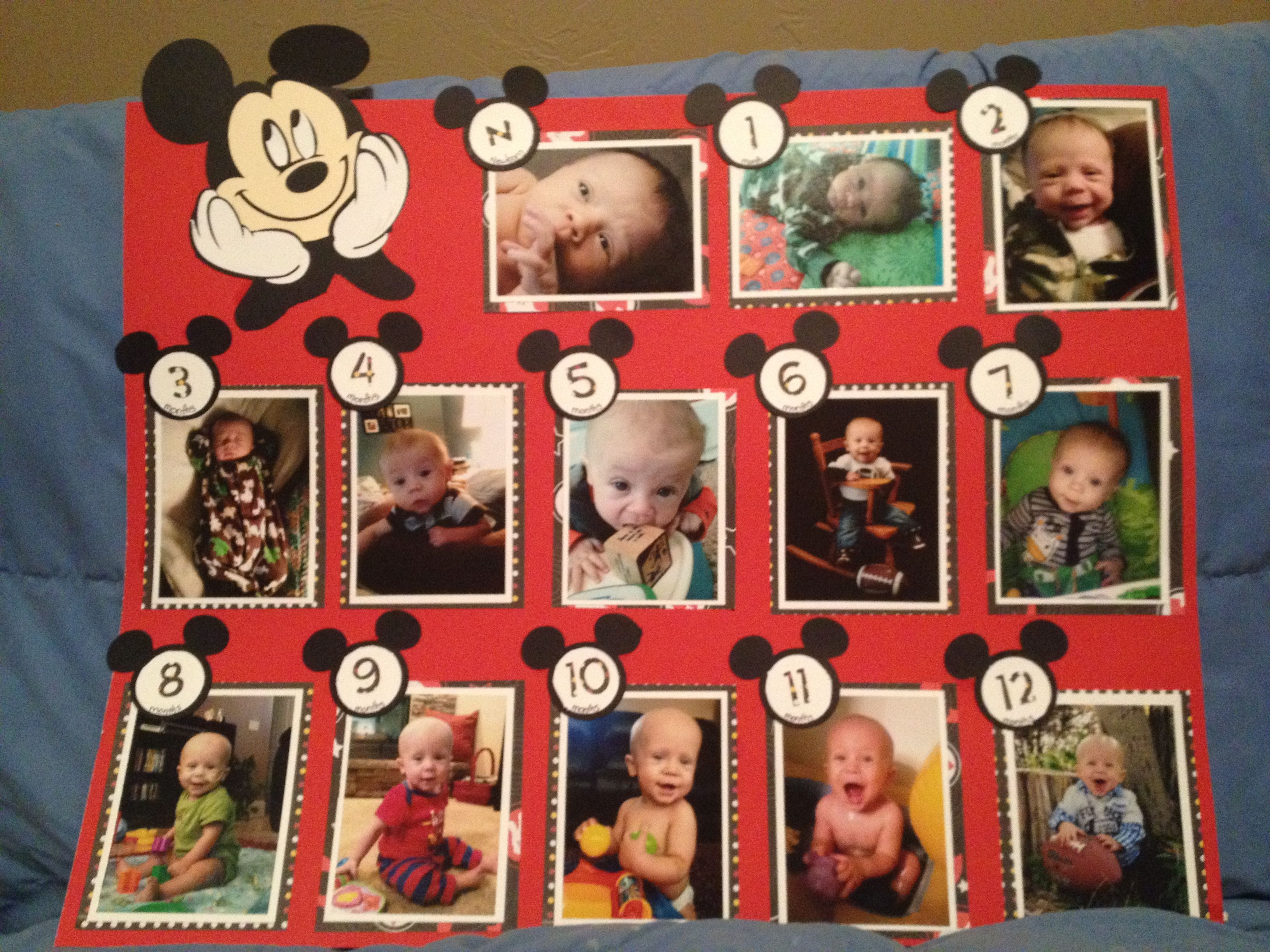 birthday photo collage banner ; 482a233d0e68e6e36f5a1d70609efd8f