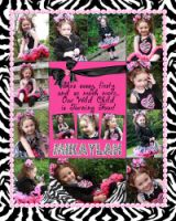 birthday photo collage banner ; POSTER_13