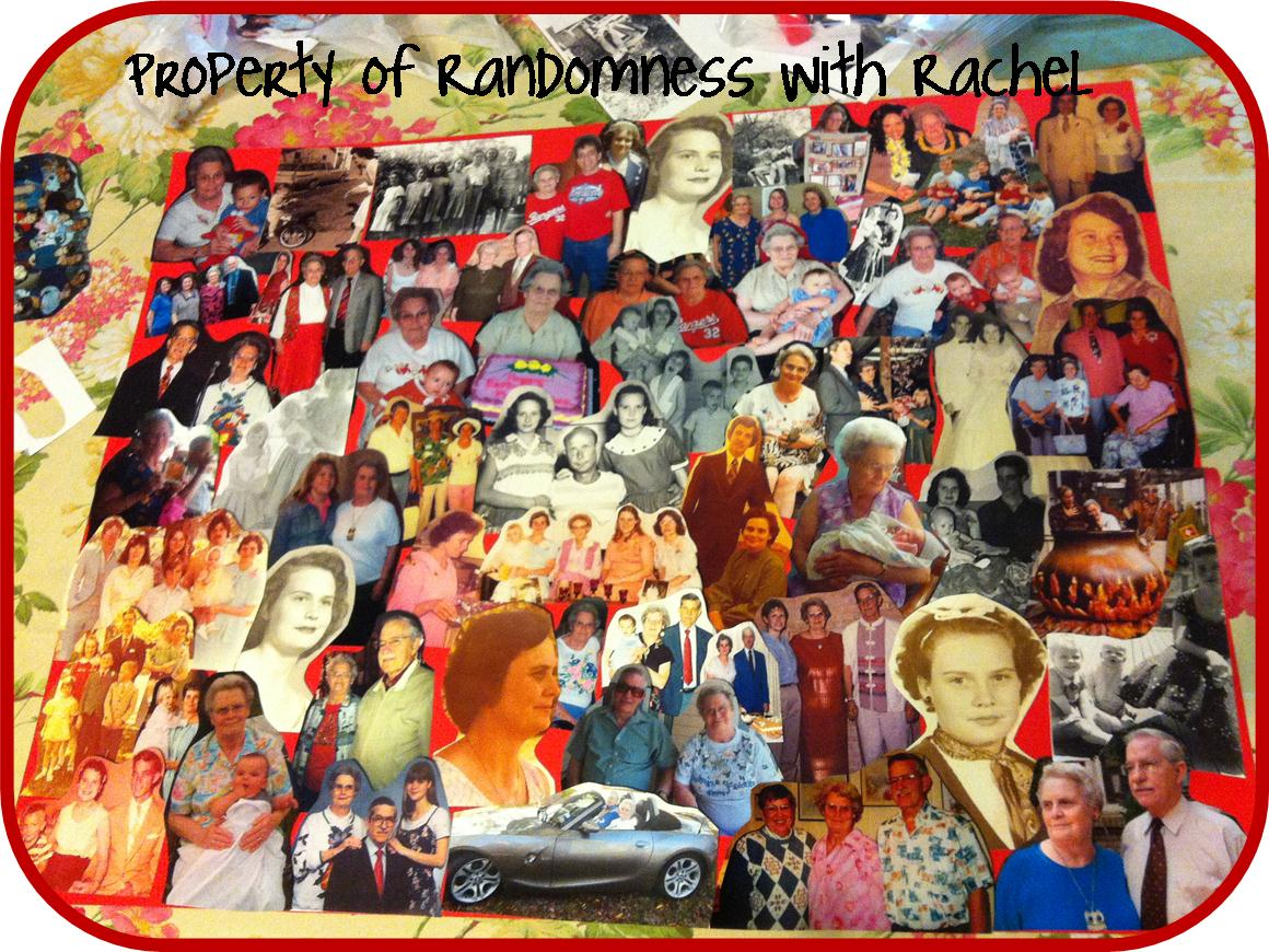 birthday photo collage poster ; Picture2