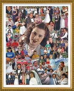 birthday photo collage poster ; c1f5a675a758dee3ca6ac2fba9d7901c