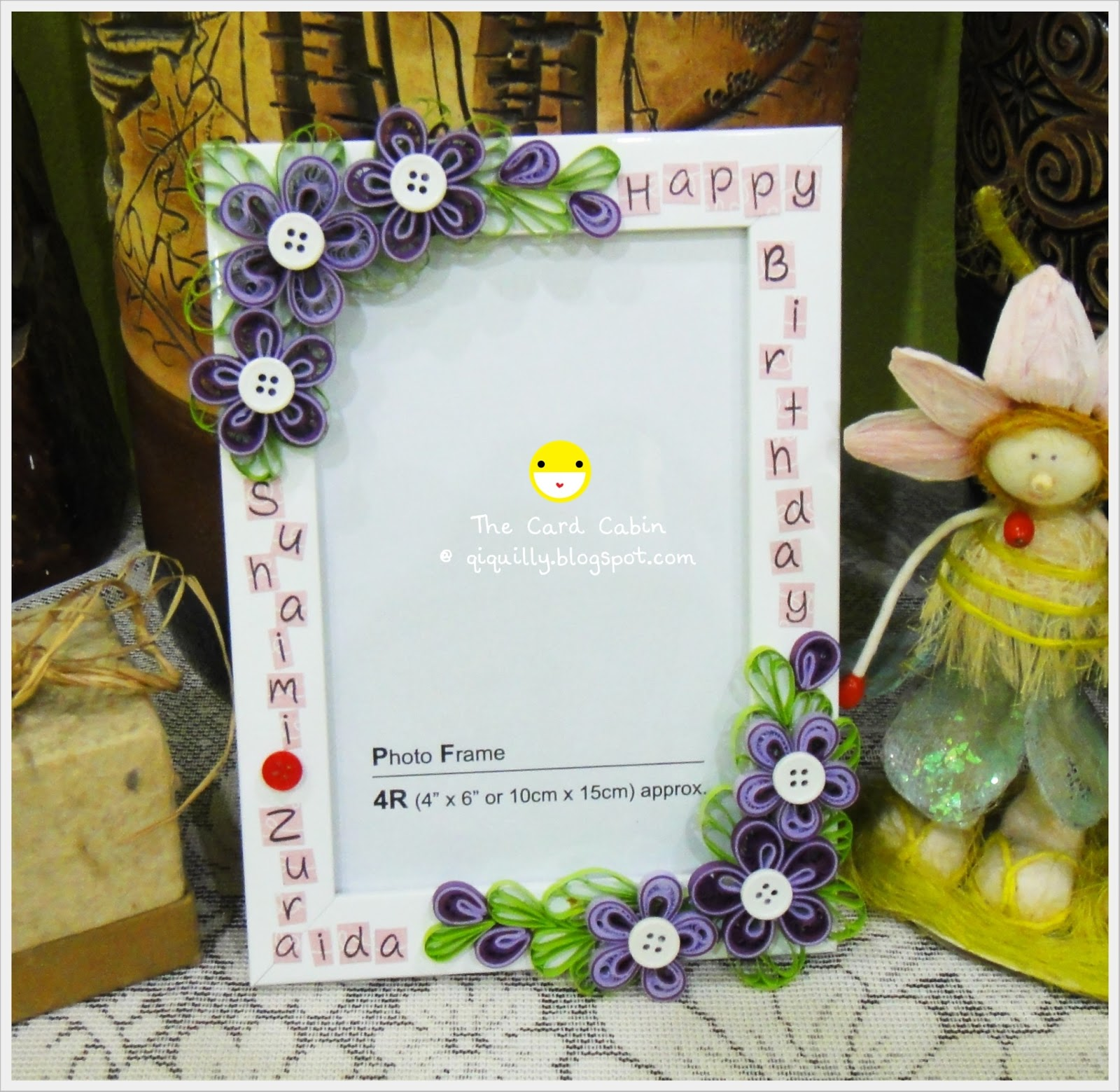 birthday photo frame with quotes ; DSC01839+(2)