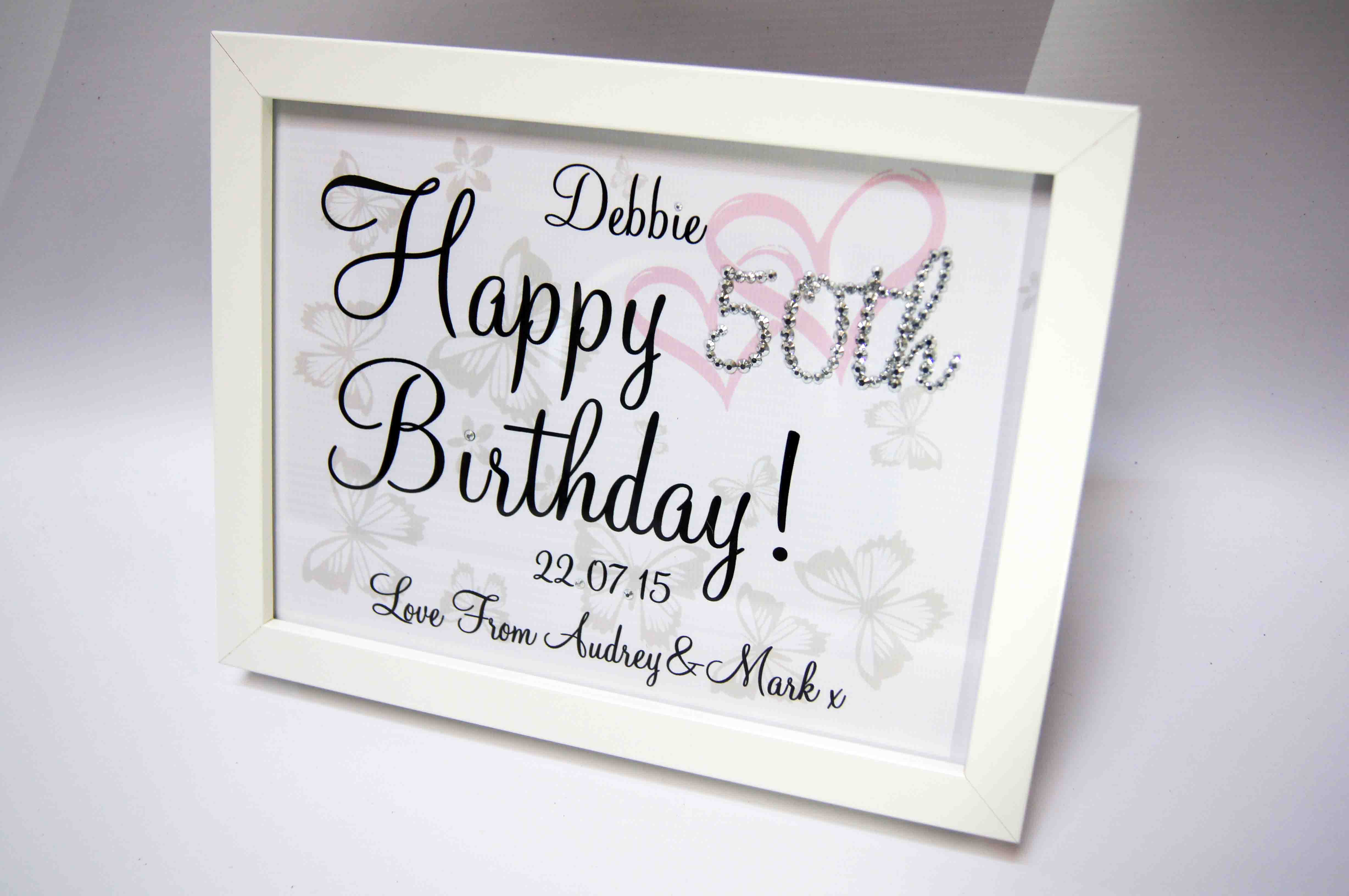 birthday photo frame with quotes ; birthday%2520butterflies_0