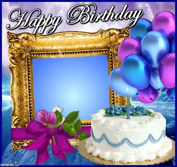 birthday photo frame with quotes ; ce3d27837080fbca8537bc6f1c47be9f