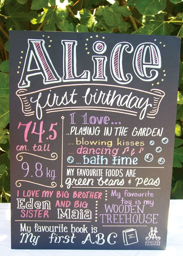birthday photo poster ideas ; nice-how-to-make-a-birthday-poster-and-best-ideas-of-25-chalkboard-ideas-on-pinterest-posters-20