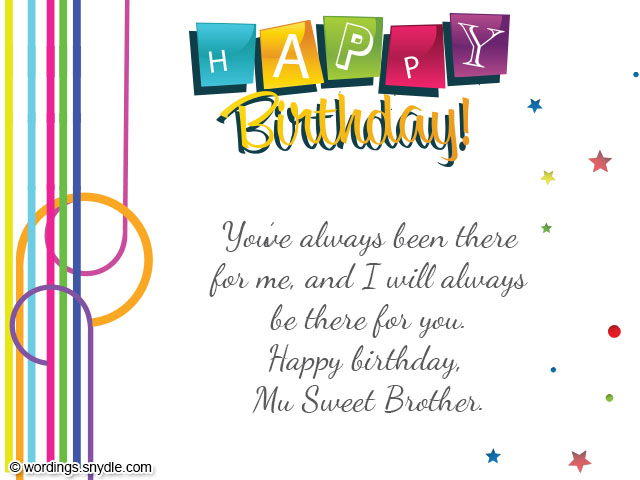 birthday picture messages for brother ; birthday-wishes-for-brother