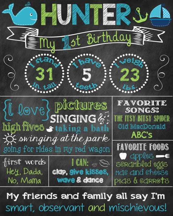 birthday picture poster ideas ; chalkboard-poster-best-25-chalkboard-poster-ideas-on-pinterest-birthday-1