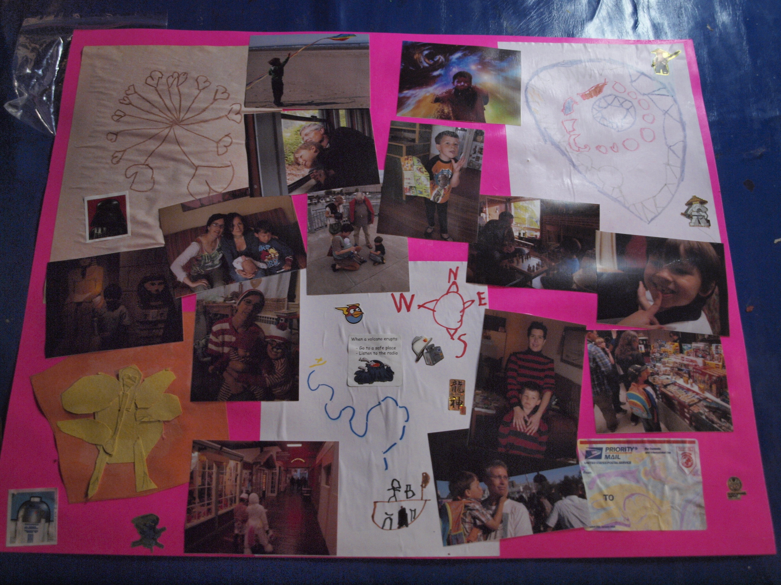 birthday picture poster ideas ; p4209379