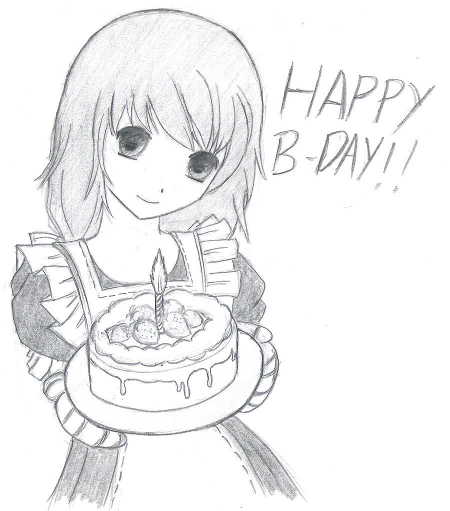 birthday pictures to draw on a birthday card ; 38c0992e7af0cb3dd6444c6b5441398e