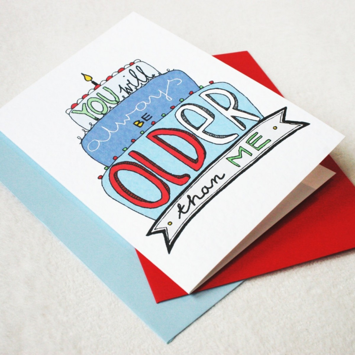 birthday pictures to draw on a birthday card ; How-To-Draw-A-Birthday-Card-1