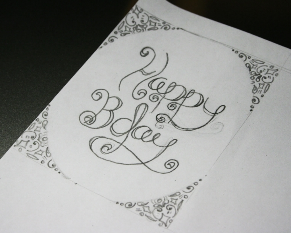 birthday pictures to draw on a birthday card ; how-to-draw-a-birthday-card-roadrunnersae