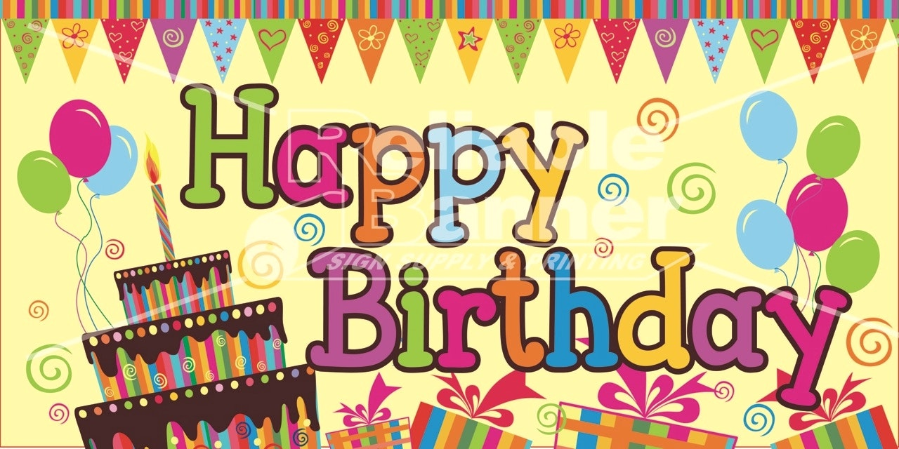birthday poster ; impressive-make-happy-birthday-poster-and-amazing-ideas-of-posters-6