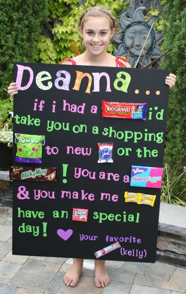 birthday poster ideas for friend ; 25-unique-birthday-candy-posters-ideas-on-pinterest-candy