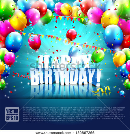 birthday poster images ; stock-vector-realistic-colorful-birthday-poster-with-balloons-and-d-text-vector-background-with-copyspace-159867266