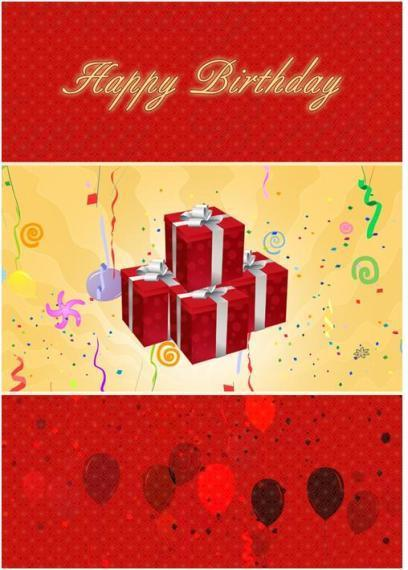 birthday poster template word ; Birthday-Card-Template