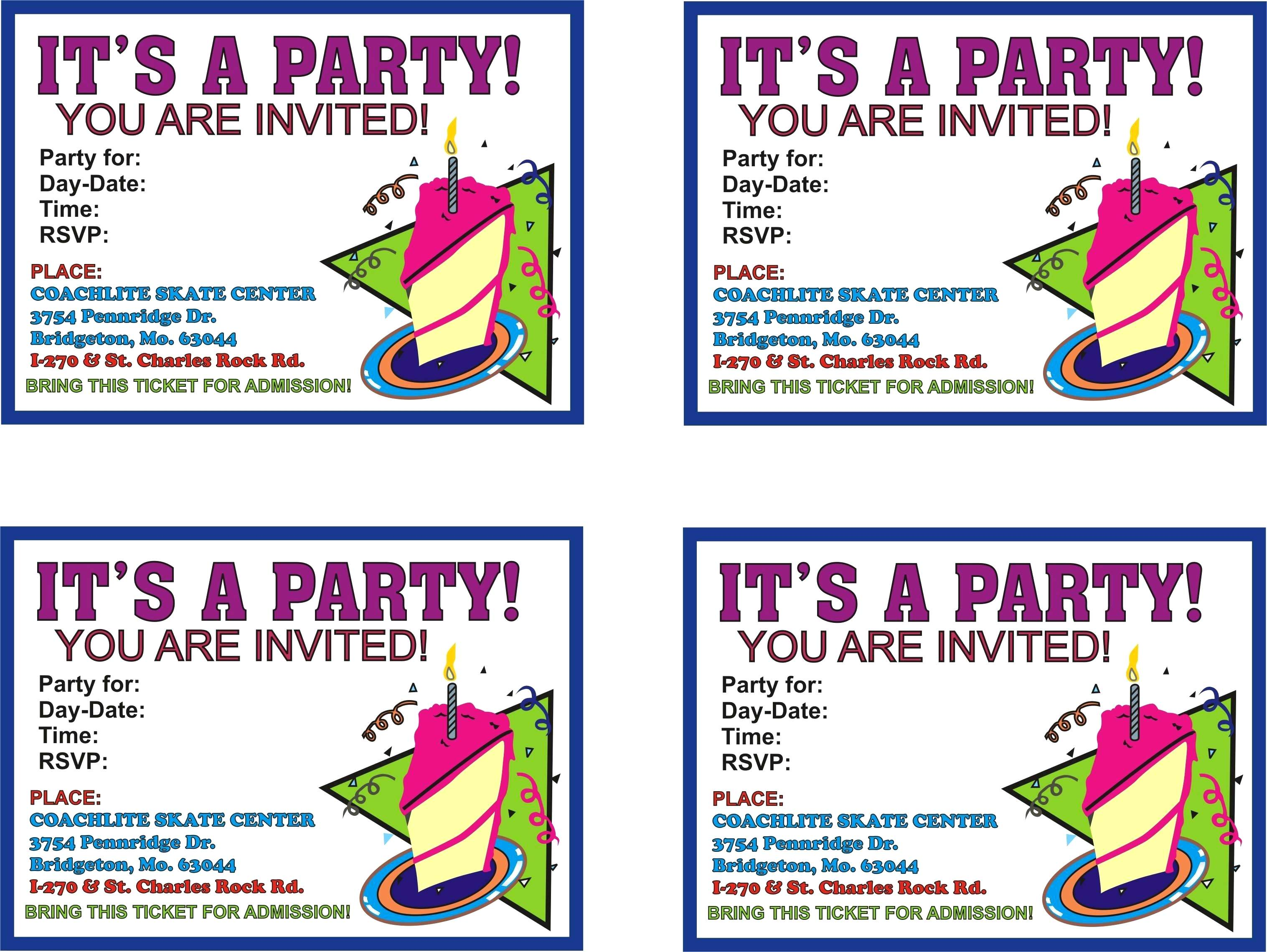 birthday poster template word ; birthday-party-invitation-flyer-template-free-invitations-templates-for-kids-printable-baseball-40th-word