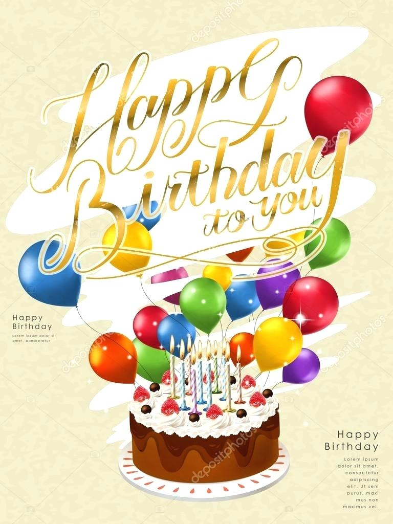 birthday poster template word ; birthday-poster-template-happy-design-stock-vector-banner-word
