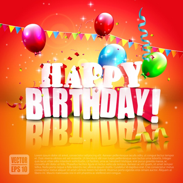 birthday posters with photo ; 146