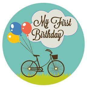 birthday stickers for babies ; 41tPfHkLqhL