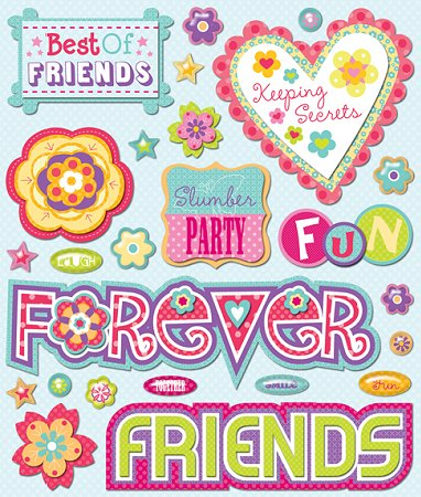birthday stickers for best friend ; 2f9edc004159335c4dc3ad5f967362a3