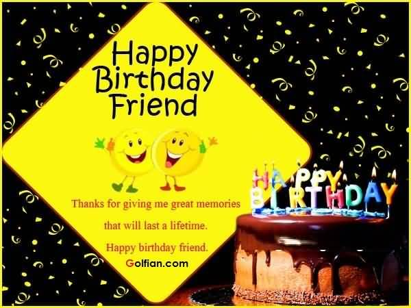 birthday stickers for best friend ; Smile-Sticker-Birthday-Wishes-For-Best-Friend