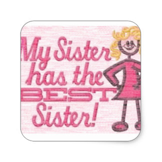 birthday stickers for best friend ; best_sister_humor_square_sticker-raf265a405aa9498f975f33dc3e3fc2eb_v9wf3_8byvr_324