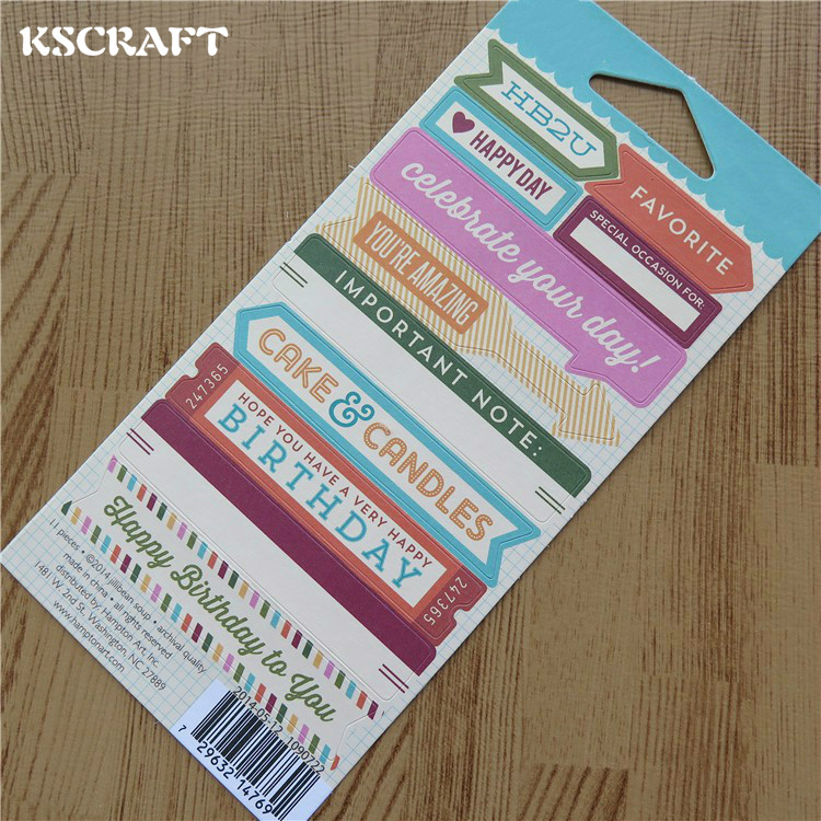 birthday stickers for cards ; KSCRAFT-Happy-font-b-Birthday-b-font-Colorful-Label-font-b-Stickers-b-font-font-b