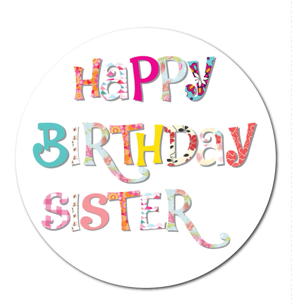 birthday stickers for cards ; Variation-of-039Happy-Birthday-Sister039-Stickers-8211-Choice-of-3-designscardsshops-8211-30mm-201965747789-e67a