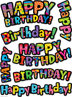 birthday stickers for pictures ; ctp4623_birthday_stickers_1
