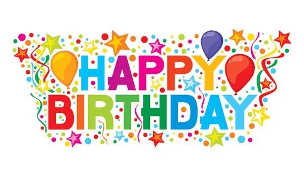 birthday stickers for text messages ; bright-happy-birthday