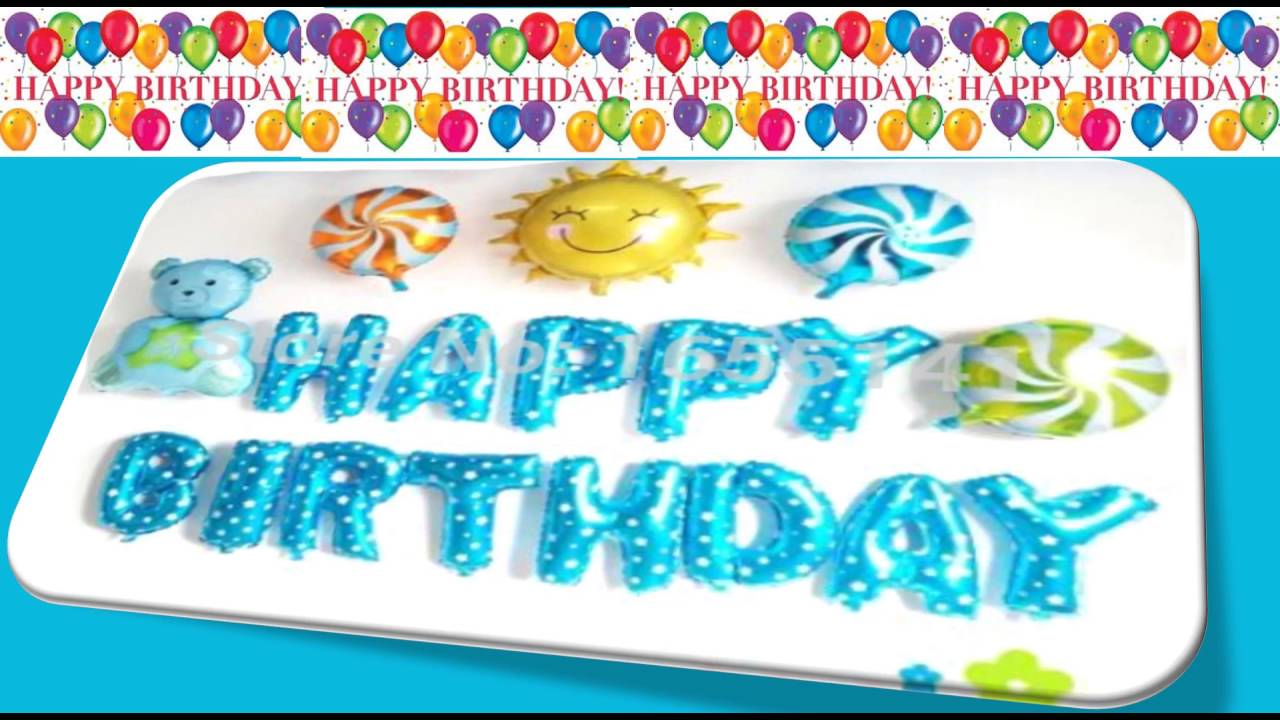 birthday stickers for text messages ; maxresdefault