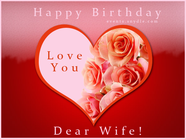 birthday wallpaper for wife ; 9a157e20559b25022402925d8225f6a1