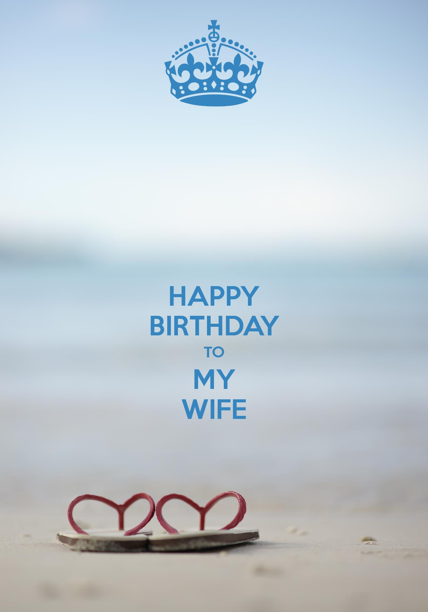 birthday wallpaper for wife ; Happy-Birthday-To-My-Wife-Wallpaper1