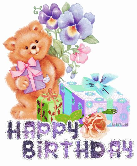 birthday wish pictures for facebook ; birthday-cards-to-share-on-facebook-glitter-birthdays-wishes-share-orkut-myspace-or-email-your-friends-copy-purple-letters-bear-funny