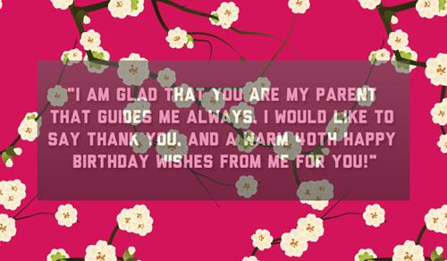 birthday wishes 40th birthday message ; 900fac4e790f9b61bc97c88ef5ab4ded