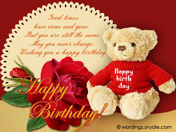 birthday wishes and greeting cards ; happy-birthday-wishes-greetings