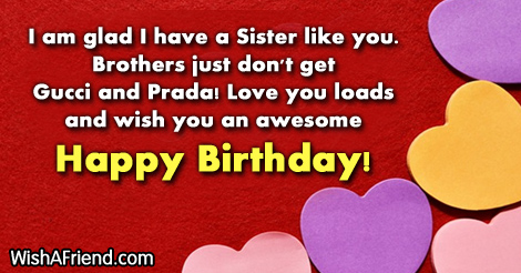 birthday wishes and images ; 13204-sister-birthday-wishes