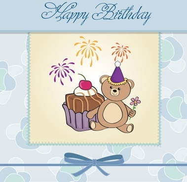 birthday wishes and images ; cartoon_birthday_cards_03_vector_181341