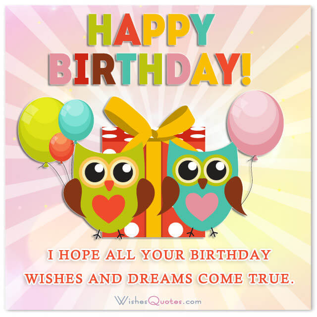 birthday wishes and pictures ; birthday-wishes-and-dreams