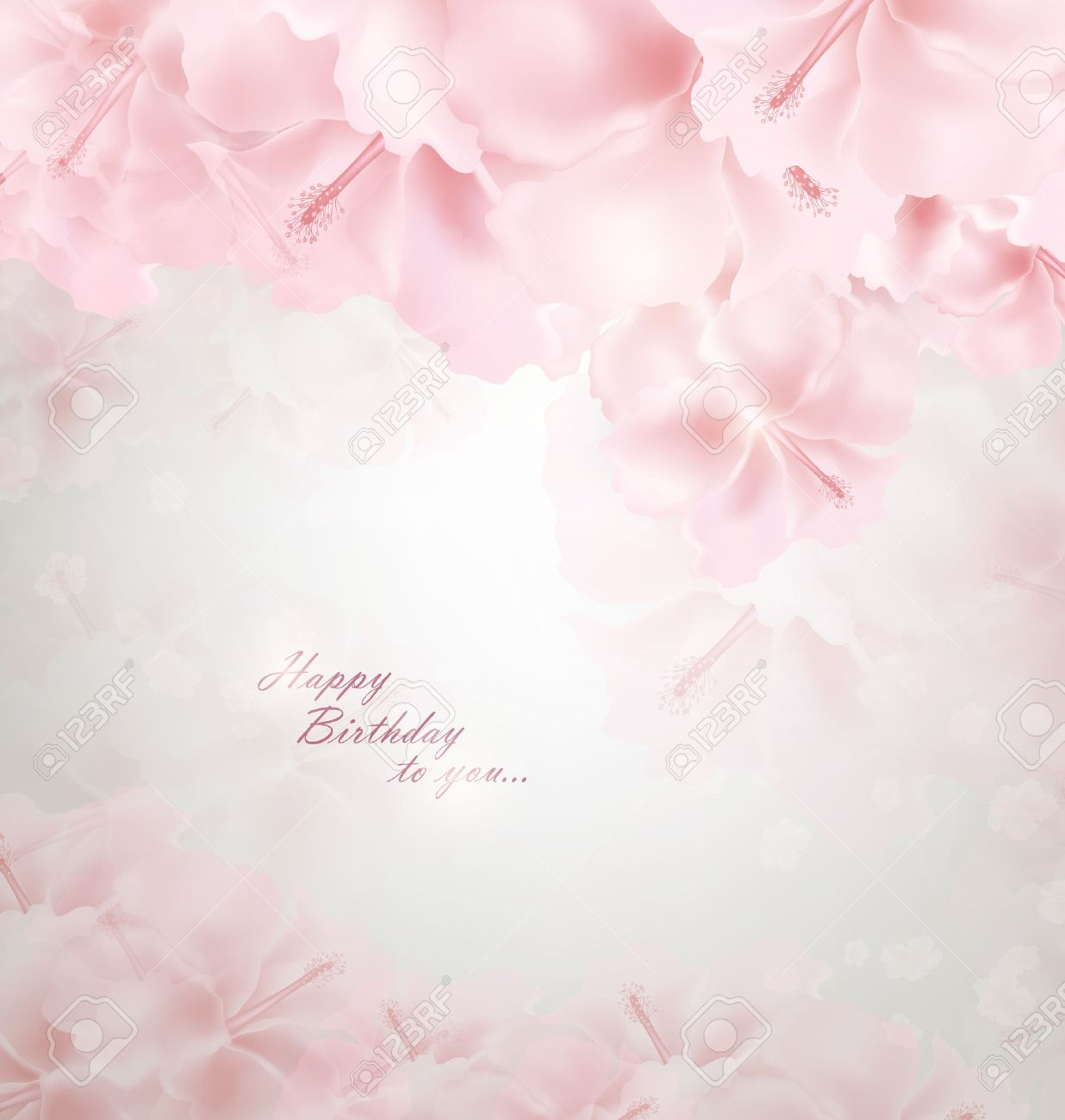 birthday wishes background images ; 38691151-pastel-floral-background-with-happy-birthday-wishes
