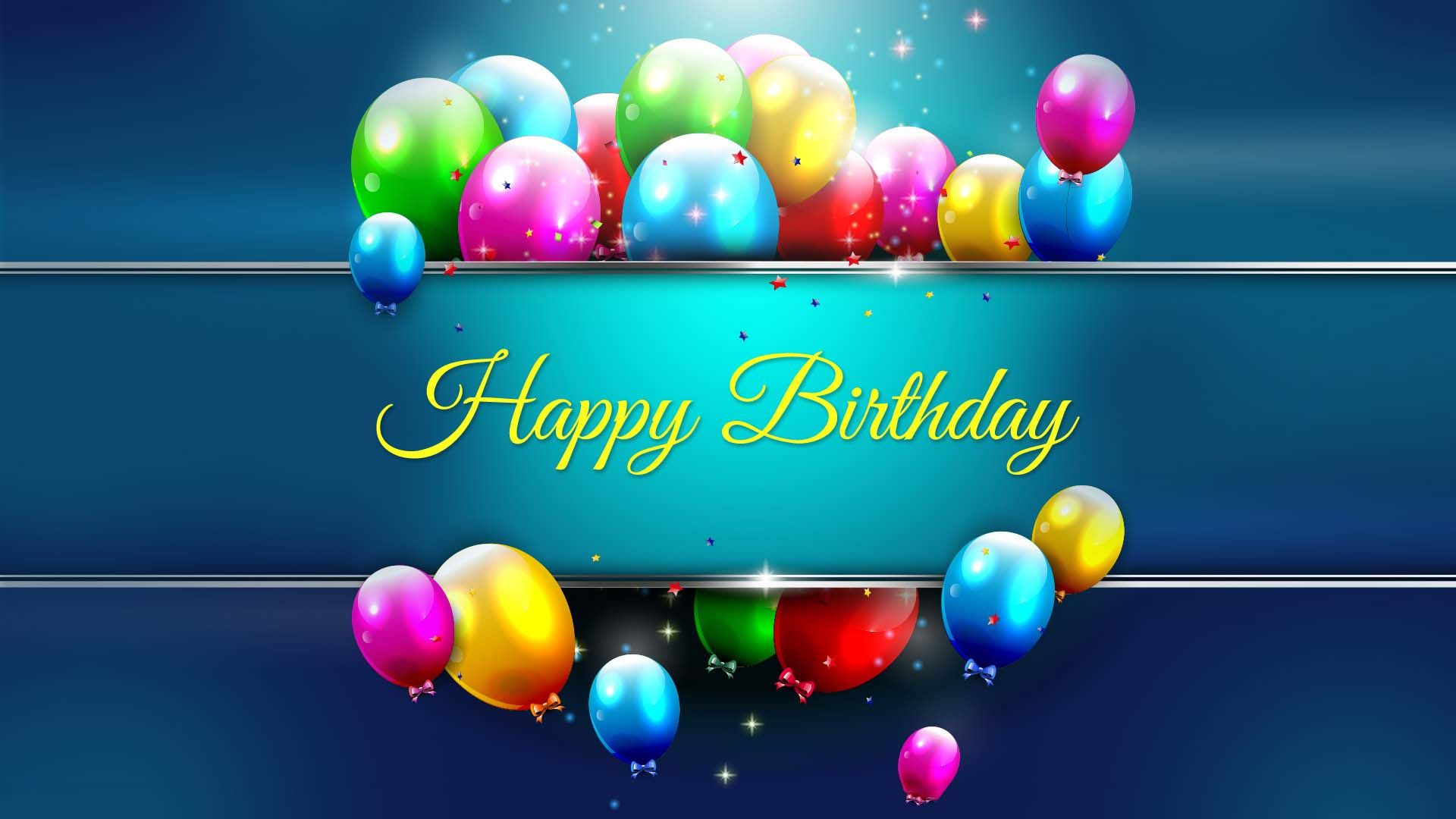 birthday wishes background wallpaper ; birthday_wishes_with_balloons_and_glitters