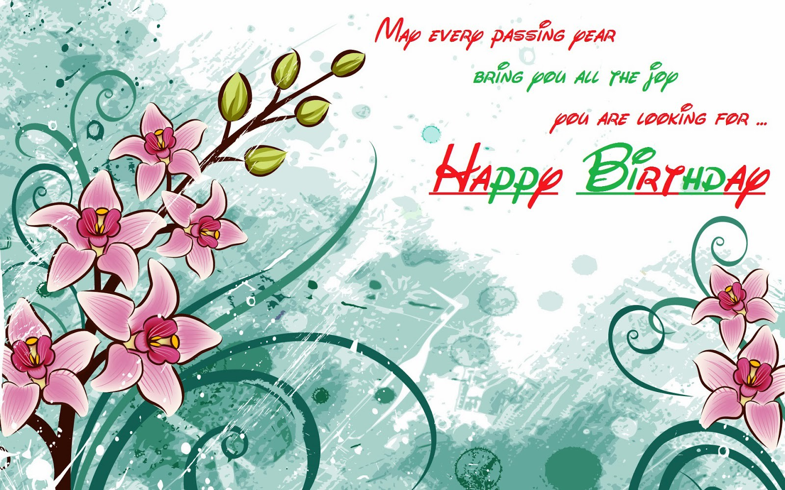birthday wishes background wallpaper ; cd7a4a52130f35983bfbfddfedb82cba