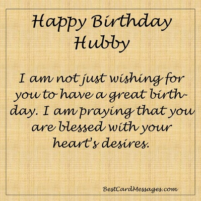birthday wishes card for husband ; 8503010