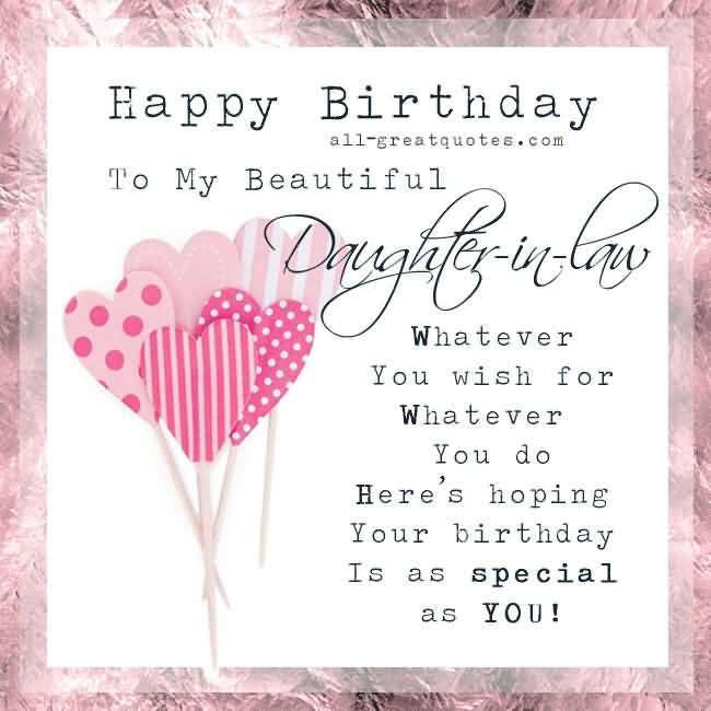 birthday wishes daughter greeting card ; 281f0c76ea72a9be8c8417432c299f61