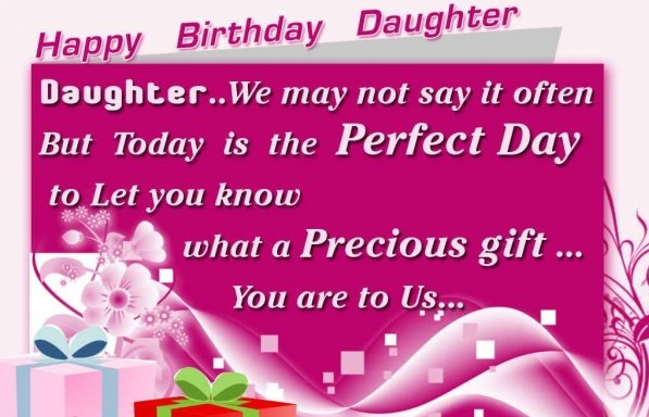 birthday wishes daughter greeting card ; Birthday-Wishes-For-Step-Daughter-Image572