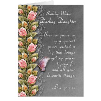 birthday wishes daughter greeting card ; daughter_birthday_card_birthday_card_with_roses-r33b9de88152943759cdc7ba012702fa1_xvuat_8byvr_324