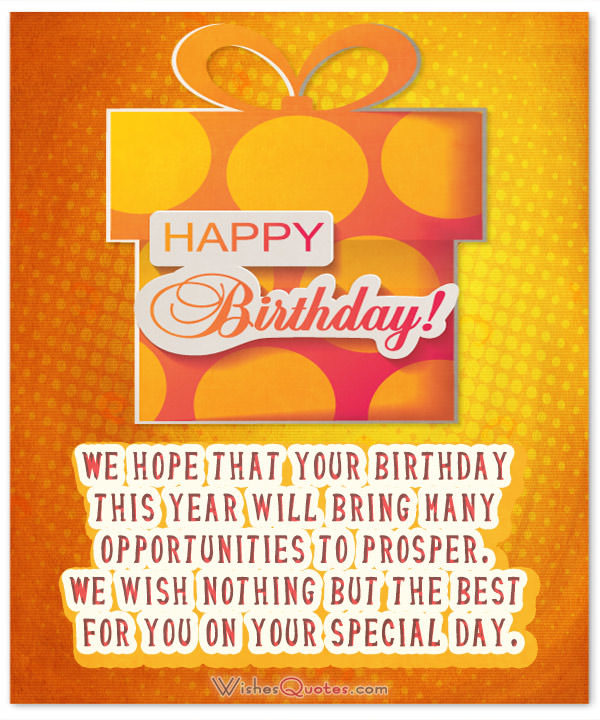 birthday wishes email message ; Birthday-Messages-Customers-Clients-600x720