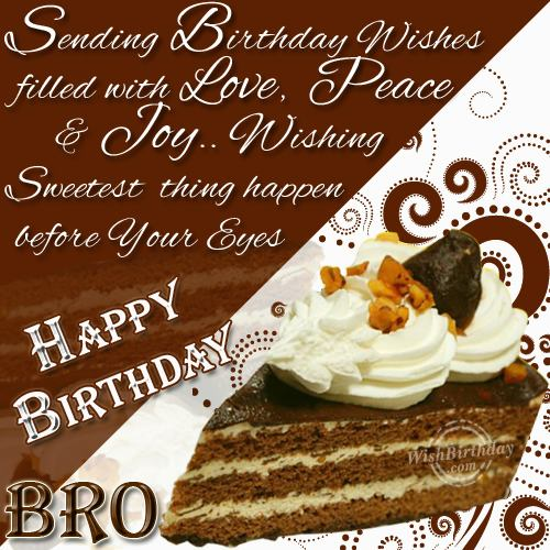 birthday wishes for brother greeting cards ; 65e438d9bb81e73131e20c358c47c249