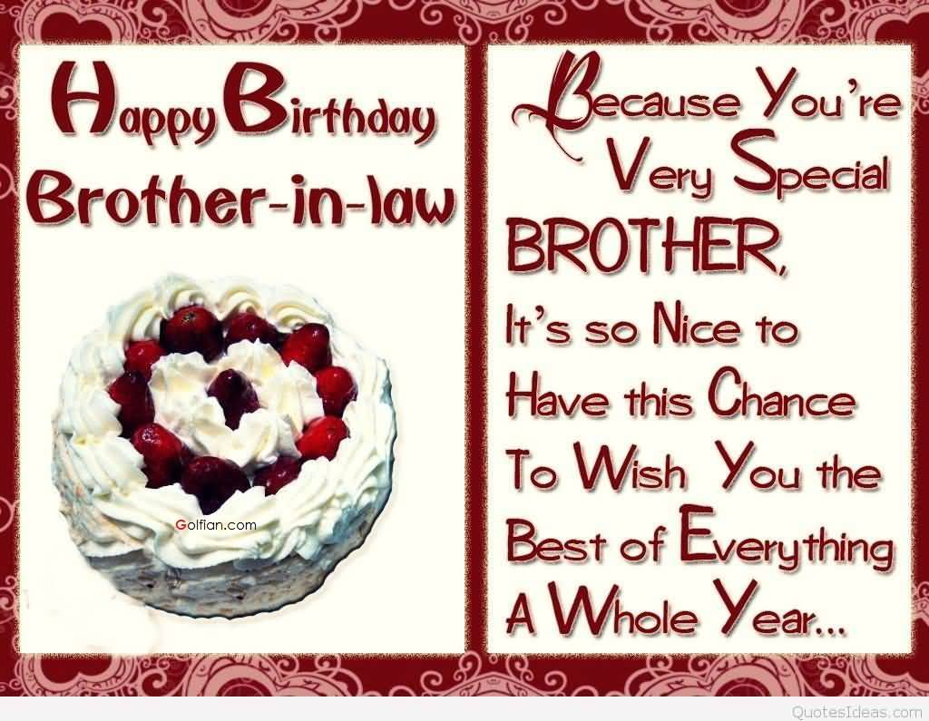 birthday wishes for brother wallpaper ; Awesome-Cake-Birthday-Wishes-For-Brother-In-Law-E-Card